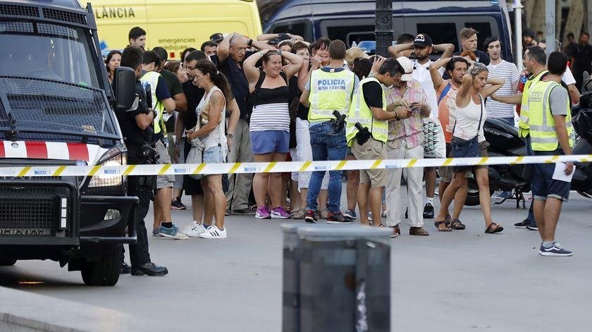 Terrorismo. Catalunha nega ter recebido aviso da CIA