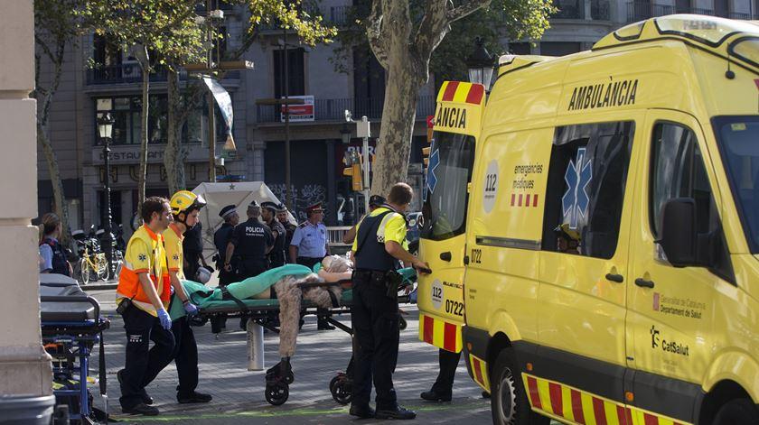 Juiz deixa suspeito dos ataques na Catalunha sair em liberdade