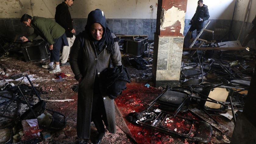 Atentado contra xiitas faz mais de 30 mortos no Afeganistão