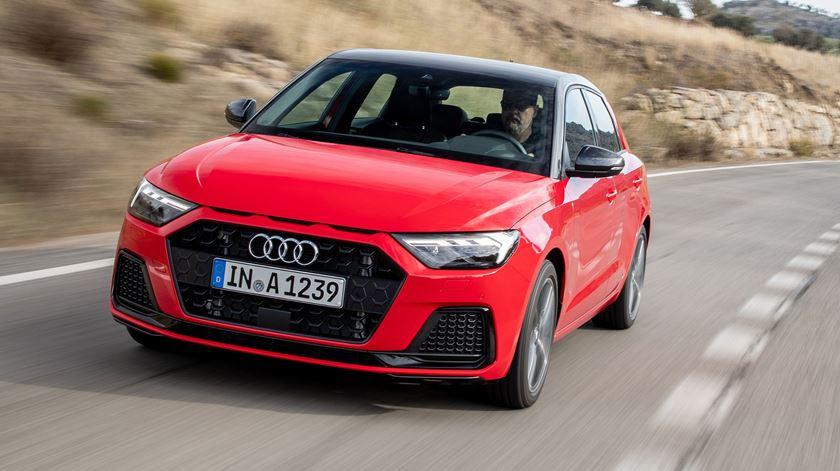 Audi A1 - Um carro com alma