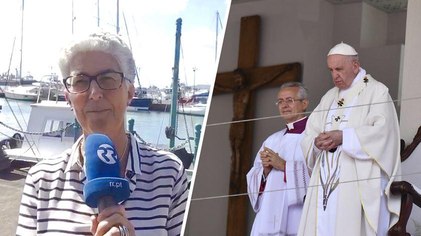 """No paraíso turístico das Maurícias, Papa alerta para """"futuro incerto"""" dos jovens"""