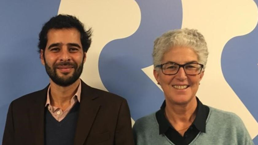 Aura Miguel convida Felipe Ribeiro