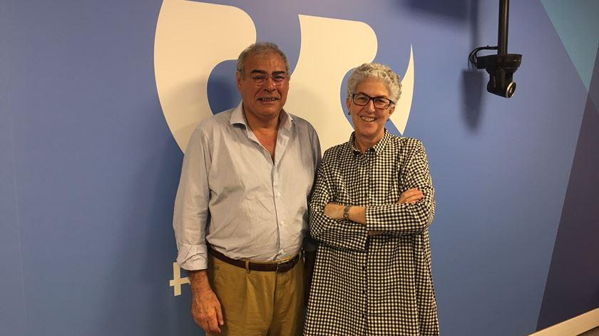 Aura Miguel convida o historiador José Luís Andrade