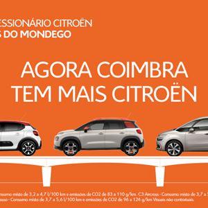 Automóveis do Mondego. Agora Coimbra tem mais Citroën