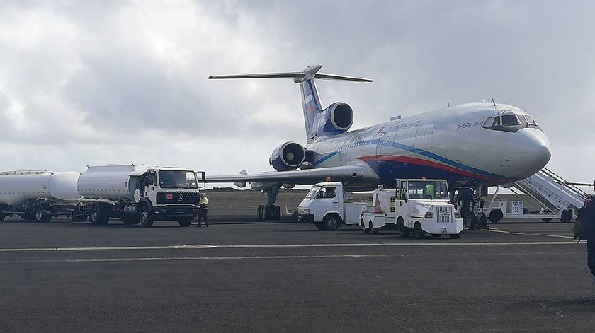 Avião militar russo sobrevoou Portugal e fotografou áreas estratégicas