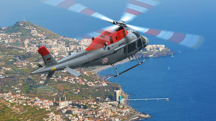 Foto: Força Aérea Portuguesa