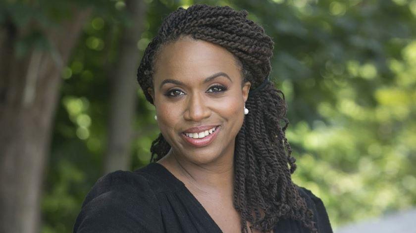 Ayanna Pressley está prestes a tornar-se na primeira mulher negra no Congresso dos EUA