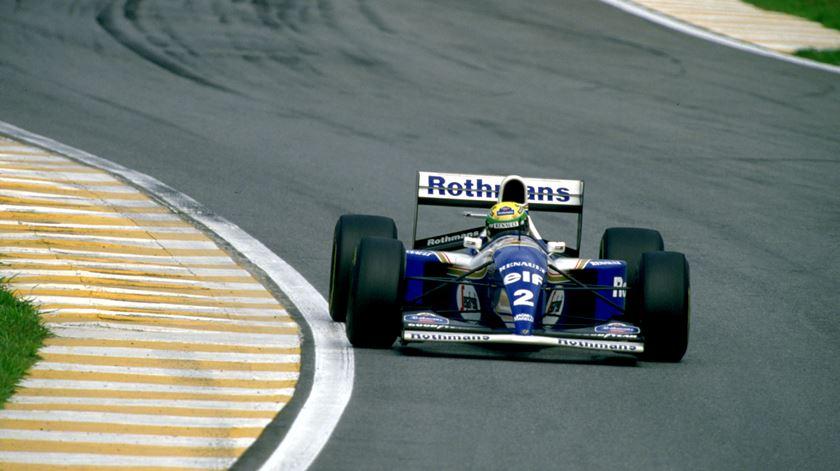 25 anos sem Ayrton Senna