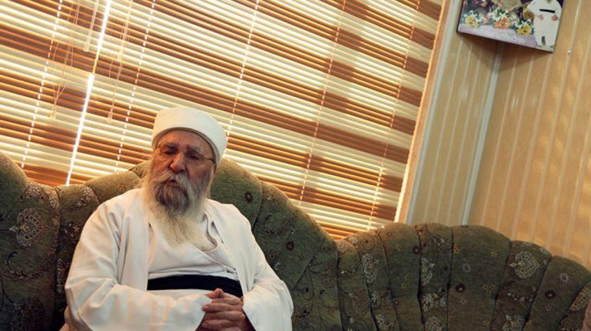 Morreu Baba Sheikh, o líder espiritual dos yazidis