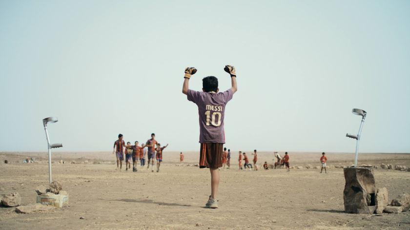 O Cine FC atingiu a maturidade e quer usar o futebol para ilustrar o mundo