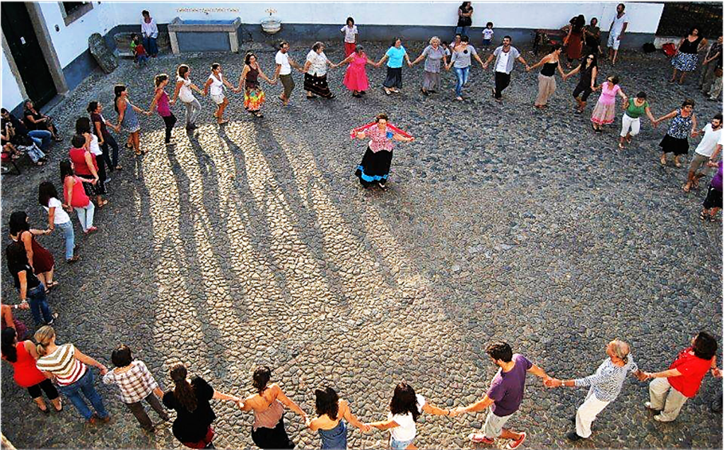 Associação quer recuperar os Bailes Mandados. Foto: Associação PédeXumbo
