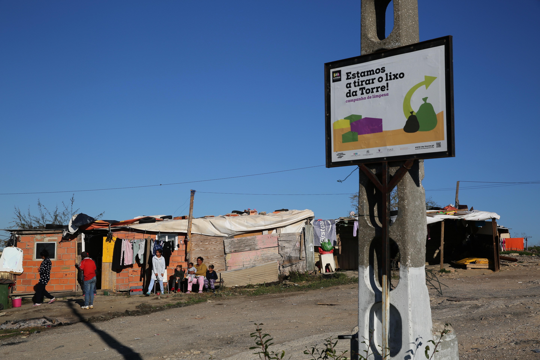 ad258a408 Loures pede ajuda ao Governo para acabar com bairro de lata - Renascença