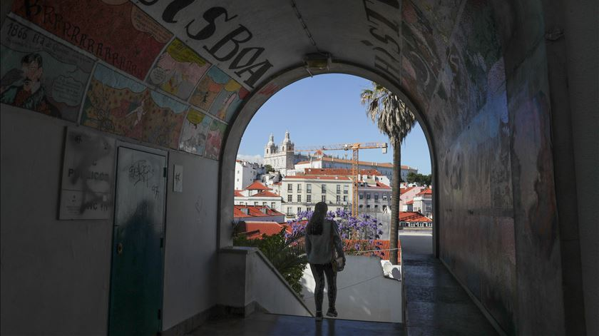 Covid-19 por concelho. Lisboa regista maior aumento de novos casos diários