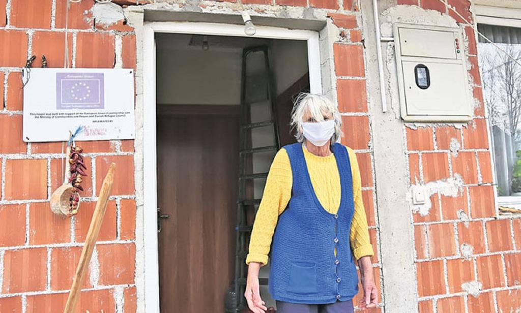 No Kosovo os sérvios vivem um duplo confinamento. Foto: DR
