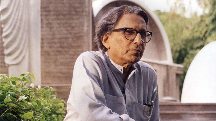 Doshi é o primeiro indiano a ser distinguido com o Pritzker