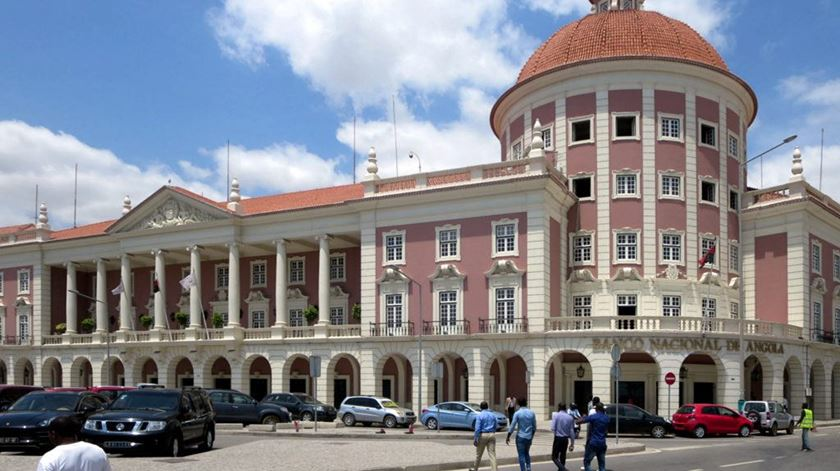 Banco Nacional de Angola. Foto: Wikipedia