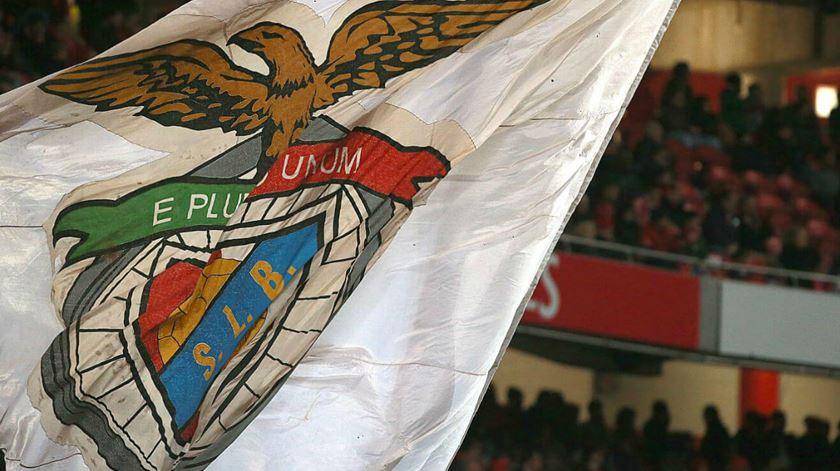 Encarnados apontam alegada dualidade de critérios. Foto: SL Benfica