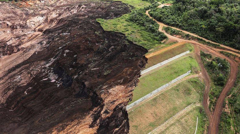 Alerta no Brasil. Pode haver o colapso de outra barragem em Minas Gerais