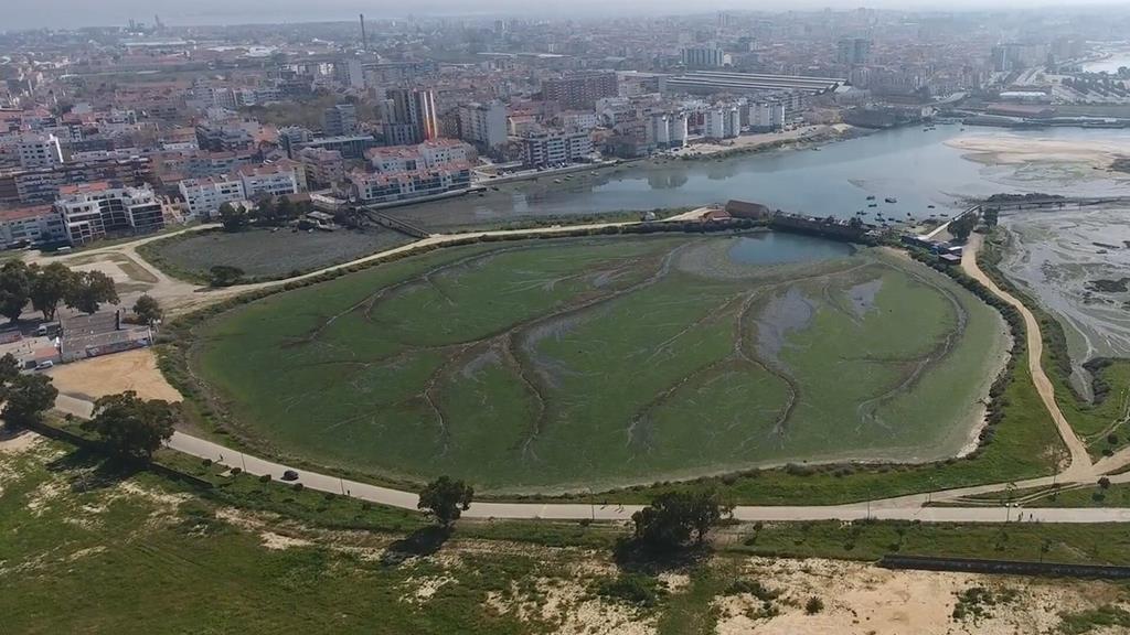 Zona da Caldeira Grande vai ser requalificada. Foto: Câmara do Barreiro