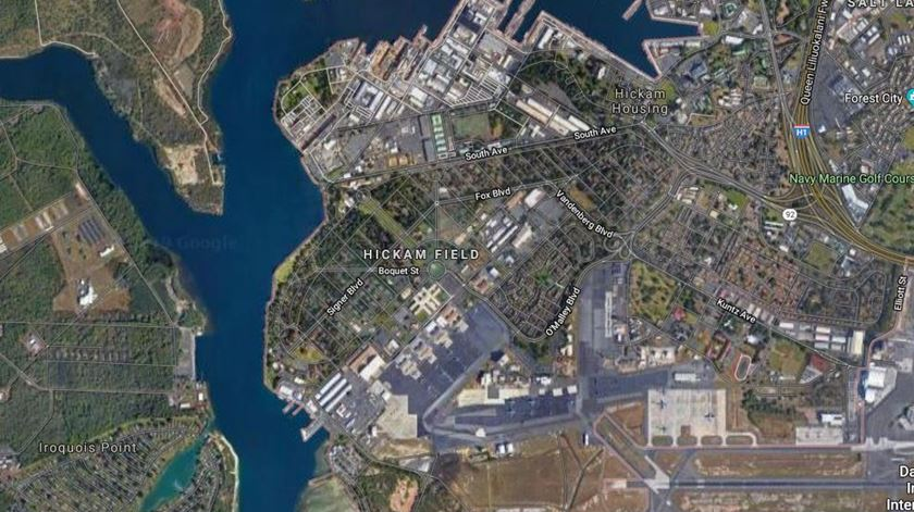 Base de Pearl Harbor encerrada após tiroteio