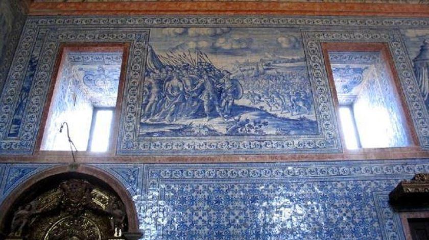 Basílica Real de Castro Verde. Foto: DGPC