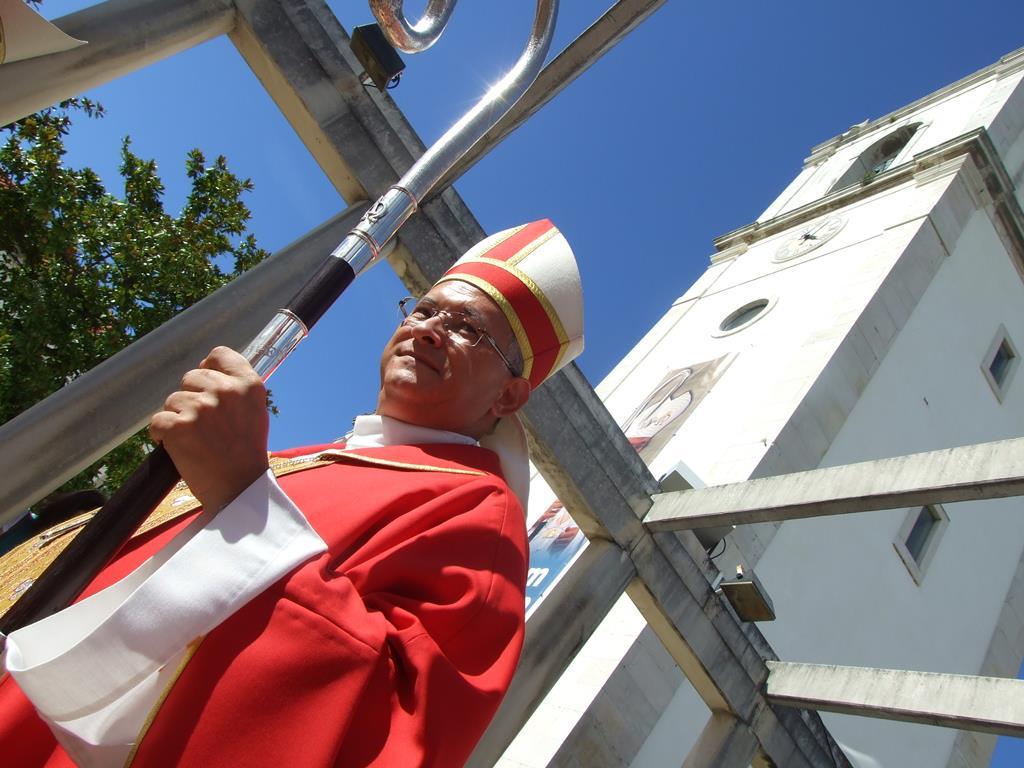 """""""A esperança cristã é já construir hoje o amanhã que queremos melhor."""" Foto: Diocese de Aveiro"""