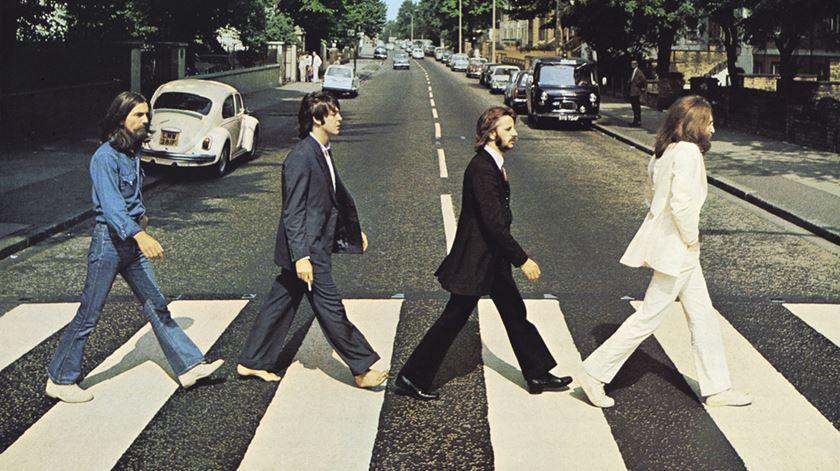 Há 50 anos, os Beatles foram 'congelados' em Abbey Road