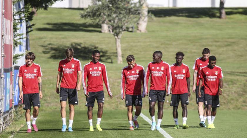 Benfica arranca pré-época no sábado
