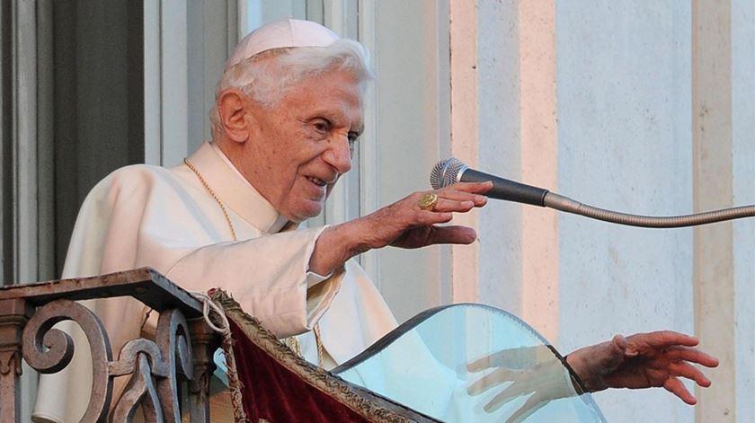 """""""Já não vou ser mais o Papa. Vou ser um peregrino"""""""