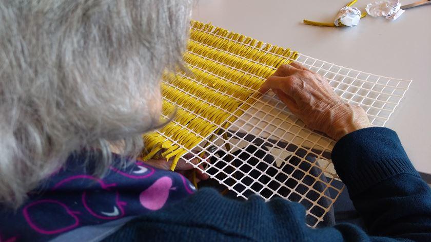 Bento XVI é a única Unidade de Cuidados Continuados que recebe doentes com demência