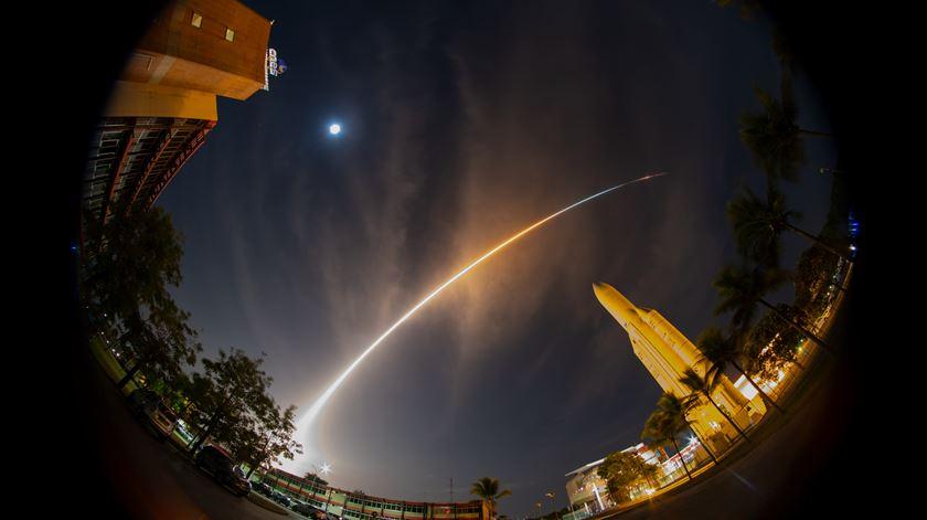 Lançada com sucesso. Missão europeia com participação portuguesa já partiu rumo a Mercúrio
