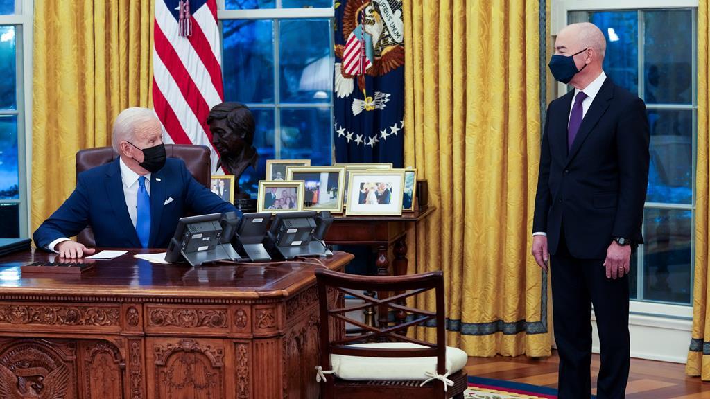 """Biden quer reunir famílias separadas na fronteira. """"Vamos desfazer a  vergonha moral"""" - Renascença"""