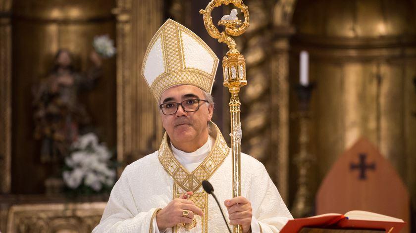 """""""Um bom amigo e irmão no episcopado"""". Bispo de Vila Real recorda D. Anacleto"""