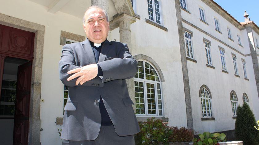 D. António Luciano Costa quer preparação séria para a Páscoa. Foto: Liliana Carona/RR