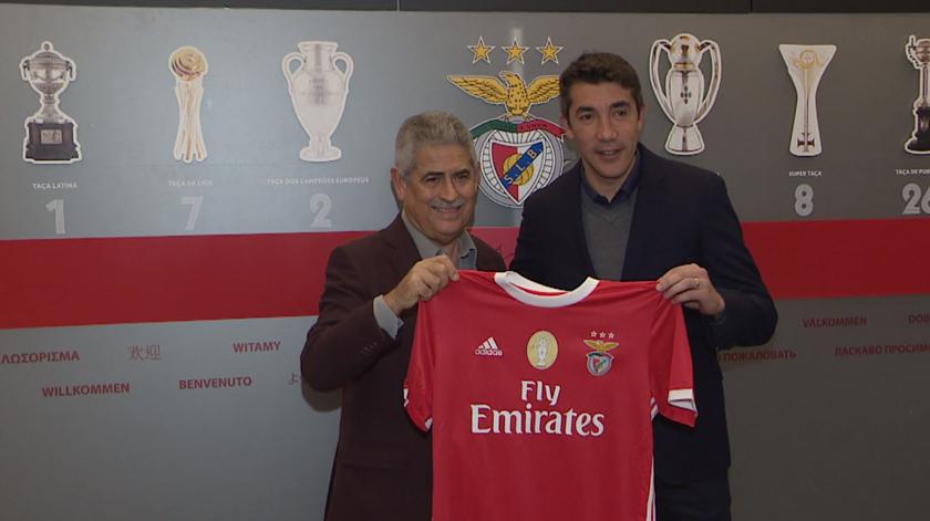 Oficial. Bruno Lage renova pelo Benfica até 2024