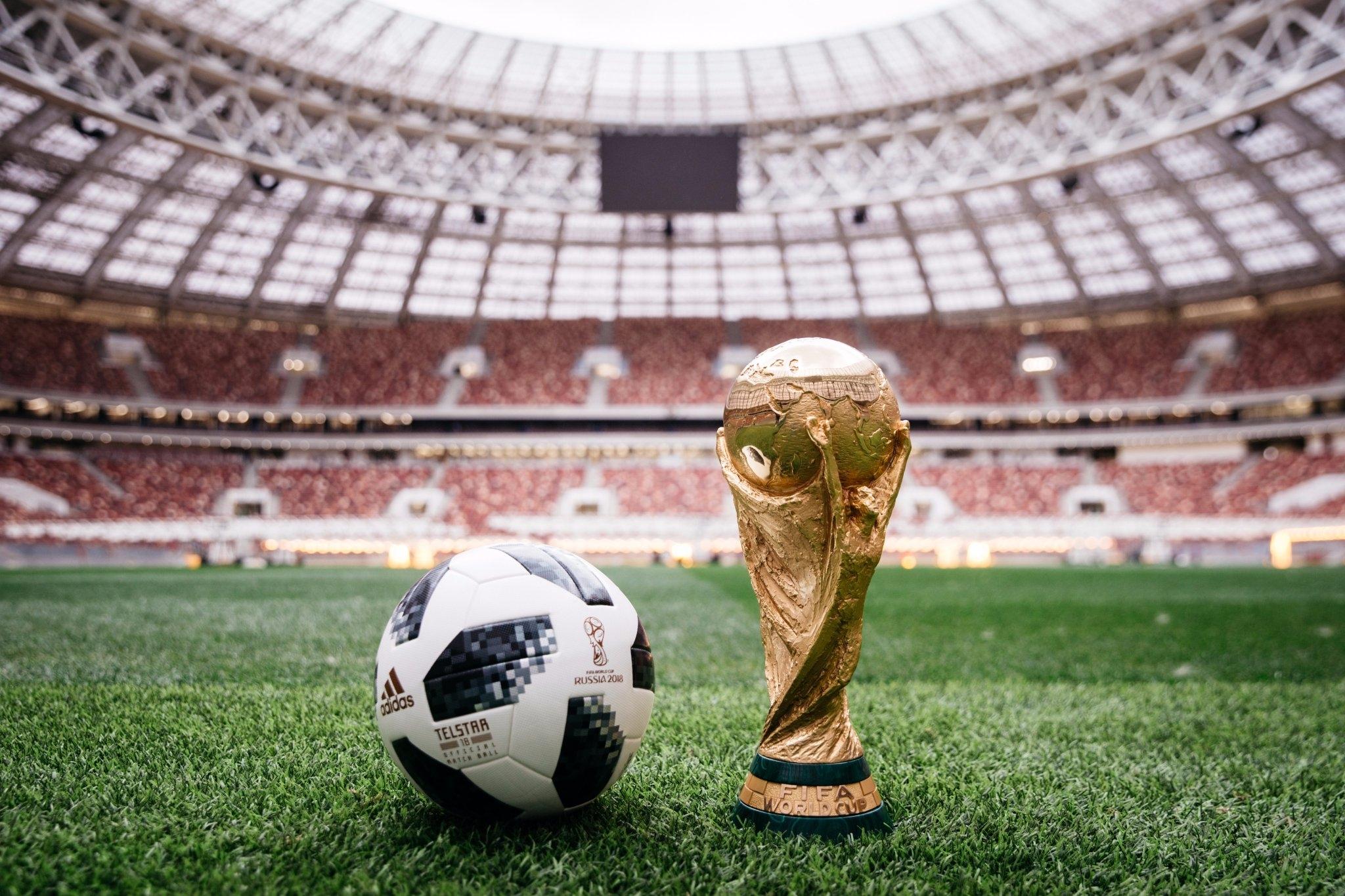 OFICIAL: Mundial 2018 recupera