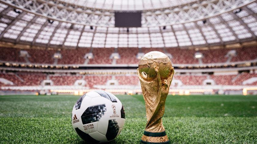 O Mundial 2018 será disputar por 32 seleções. Foto: FIFA