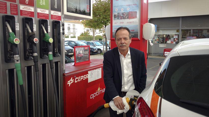 Greve esgota combustíveis em cerca de metade dos postos do país