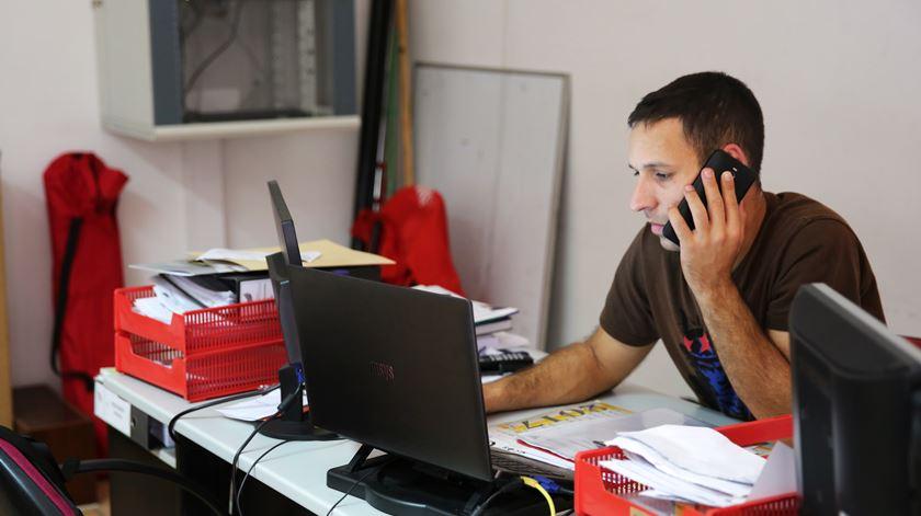 """""""Os bombeiros não são heróis"""", diz Tiago Ferreira"""