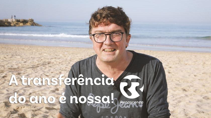 """Já estreou """"Jogos sem Fronteiras"""" com Olivier Bonamici"""