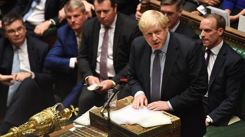 Brexit adiado por três meses? Boris Johnson envia mas não assina carta a Bruxelas