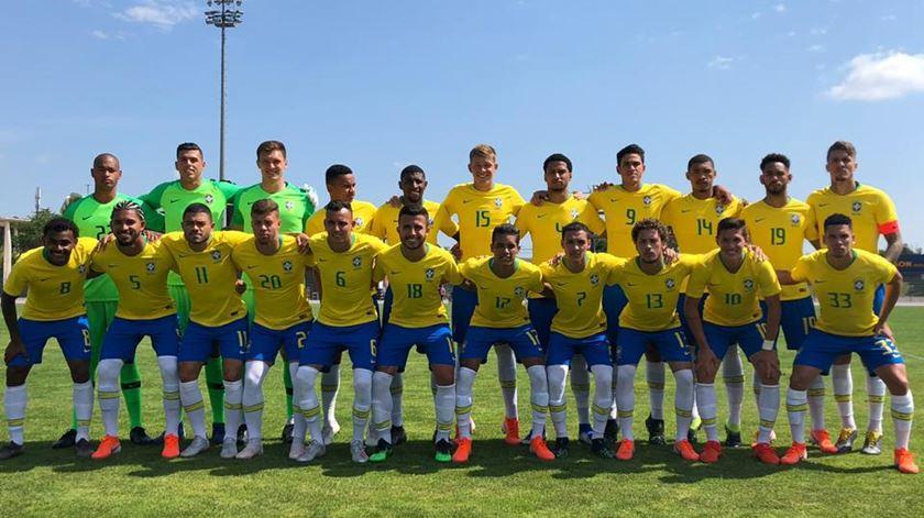 Brasil vence Torneio de Toulon