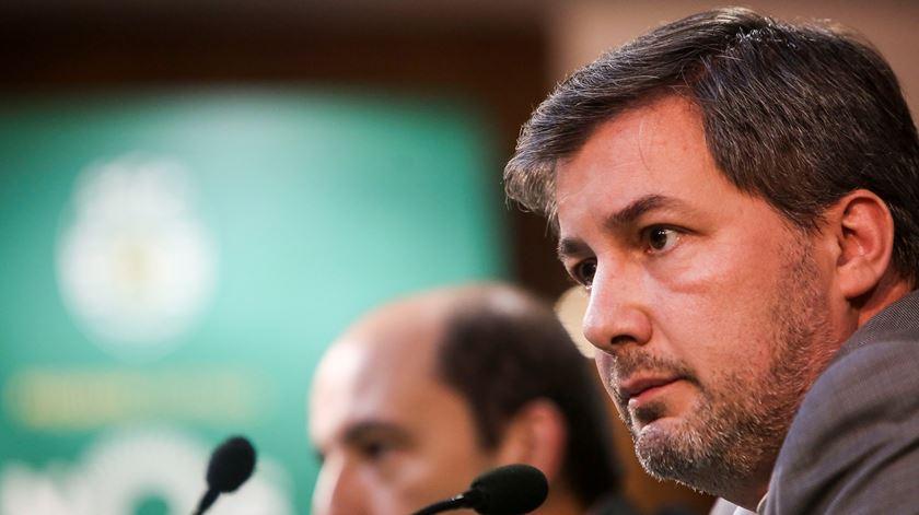 Se não for destituído, Bruno de Carvalho exige saída de Jaime Marta Soares para continuar no Sporting