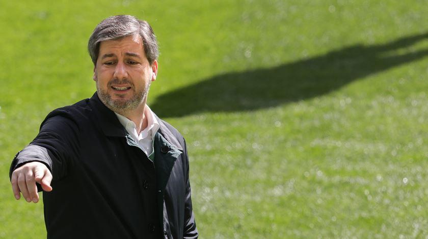 Conselho de Diretores - Crise do Sporting - 17/05/2018