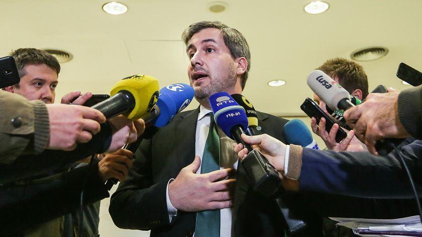 Bruno de Carvalho quer nova emissão obrigacionista de 60 milhões de euros