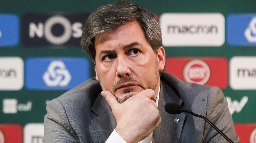 Supremo confirma multas que tinham sido anuladas a Bruno de Carvalho e Otávio Machado