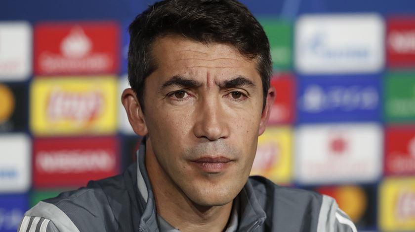 "Bruno Lage recusa ficar ""agarrado ao passado"" do Benfica"