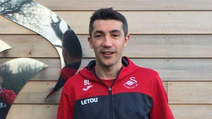 Bruno Lage deverá ser o treinador interino das águias. Foto: SL Benfica