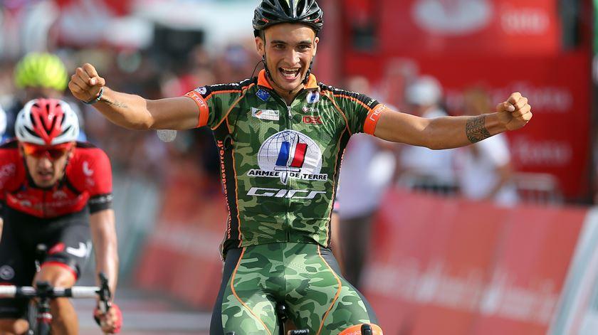 Volta a Portugal. Bryan Alaphilippe vence terceira etapa em Bragança