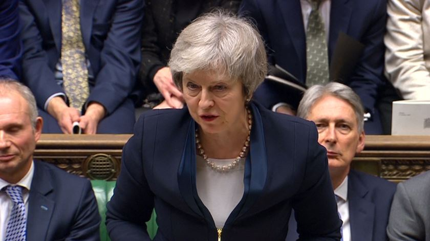 Brexit. Mais uma derrota para Theresa May